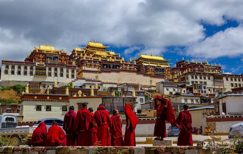 Songzanlin Monastery, Shangrila