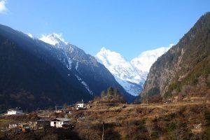 Yubeng Village of Meili Snow Mountain, Diqing