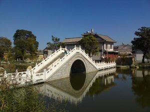 Xizhou Ancient Town in Dali