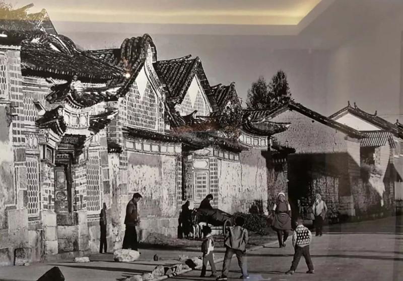 Xizhou Old Town, Dali