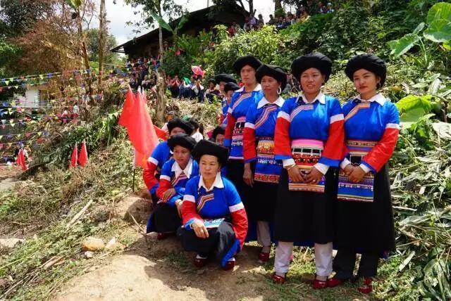 Xianglang Yi Ethnic Town in Mengla County, Xishuangbanna