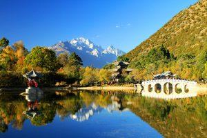 Black Dragon Pool in Lijiang