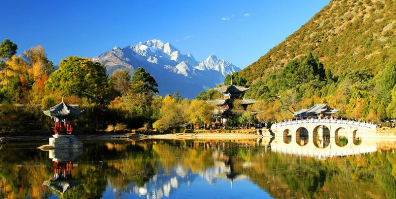 4 Days Kunming-Dali-Lijiang-Group Tour