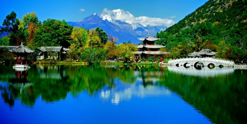 1 Day Dali to Lijiang Tour