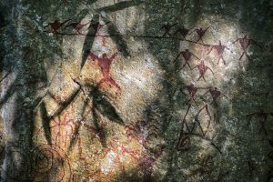 Cangyuan Cliff Painting, Lincang