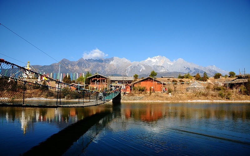 Dongba Valley, Lijiang
