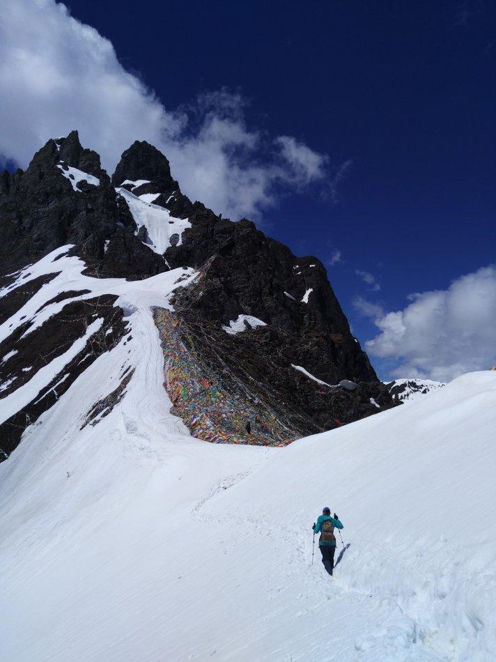 Duokela Mountain Pass of Meili Snow Mountain