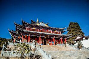 Fuguo Monastery, Lijiang
