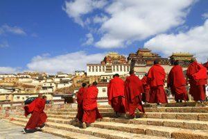 Ganden Sumtseling Monastery,Shangrila
