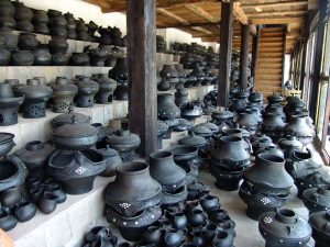 Nixi Pottery Village in Shangri-la, Diqing