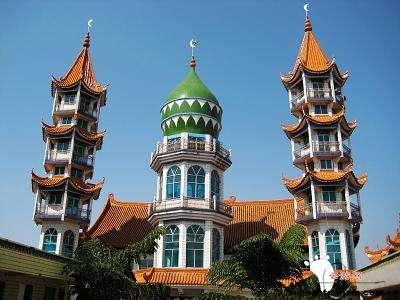 Tengcheng Mosque in Tengchong County, Baoshan