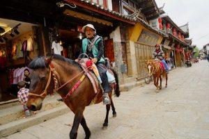 Shuhe Old Town, Lijiang
