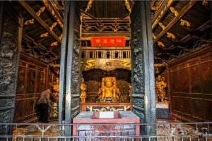 The Golden Temple,Kunming