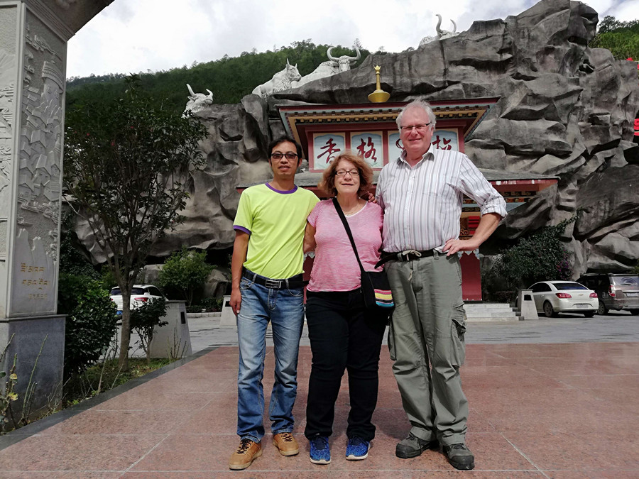 Tom Duan-English-speaking Tour Guide in Lijiang Yunnan