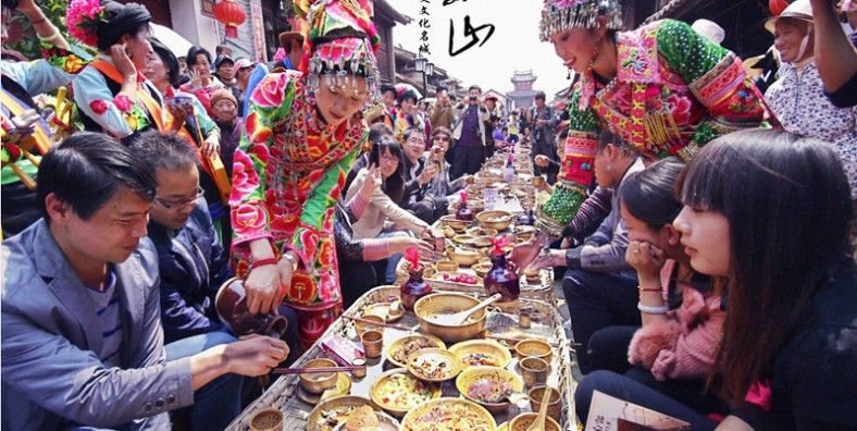 1 Day Weishan Snack Festival Tour