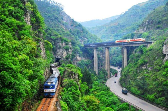 Kunming(Yunnan)–Haiphong(Vietnam) Railway