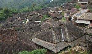 Zhanglang Bulang Ethnic Minority Village,XishuangBanna