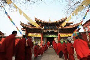 Zhiyun Monastery, Lijiang