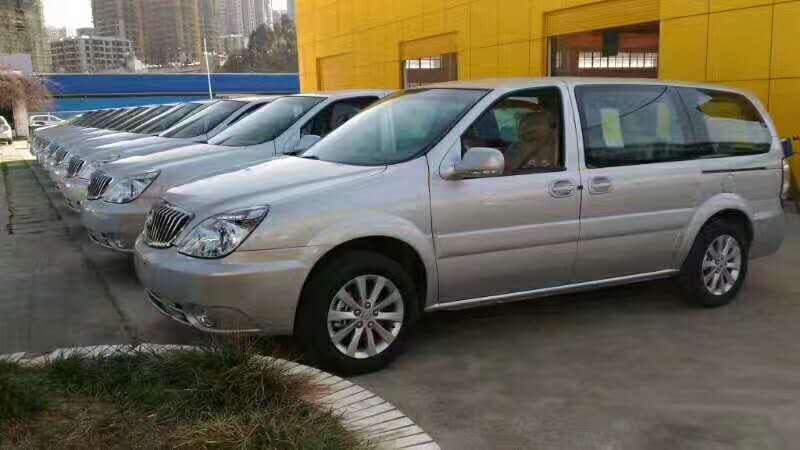 7-Seat Van