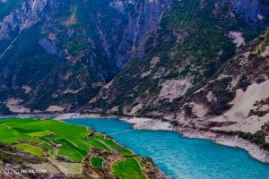 Bing-Cha-Cha Road between Yunnan and Tibet