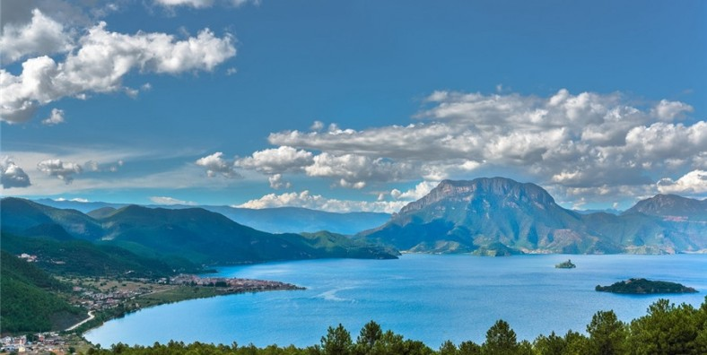 6 Days Dali-Lijiang-Lugu Lake Group Tour By High Speed Train (Chinese-Speaking)