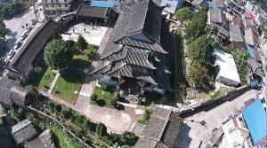 Guangyun Burmese Temple in Cangyuan County, Lincang
