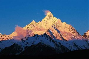 Miancimu Peak of Meili Snow Mountain