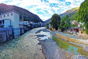 Qiaotou Town of Tiger Leaping Gorge