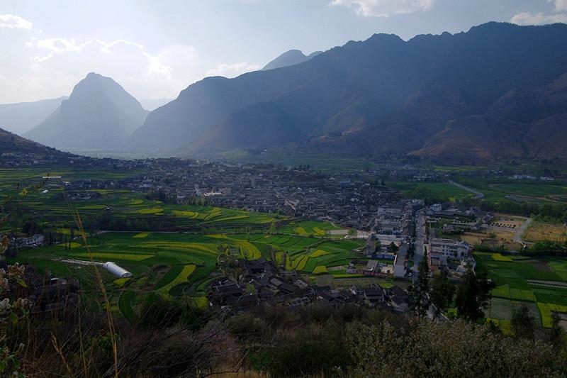 Shigu Ancient Town, Lijiang