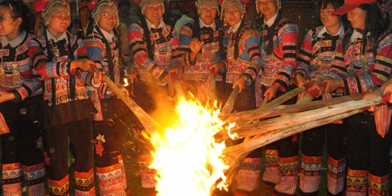 6 Days Kunming and Chuxiong Torch Festival Celebration Tour