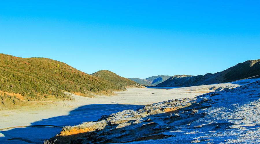 Huadianba Meadow of Cangshan Mountain, Dali