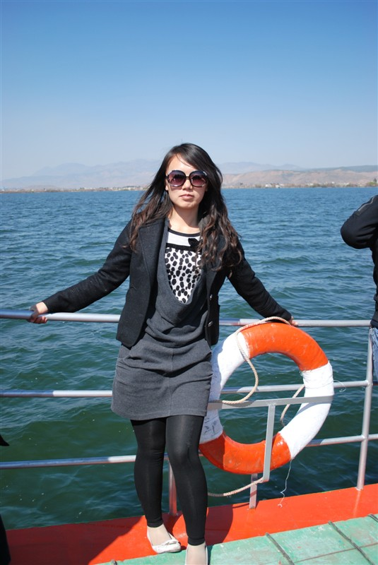 Lydia Li-Sales Team Manager of Yunnan Exploration