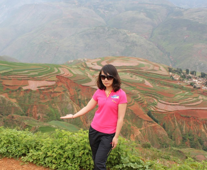 Lydia Li-Travel Consultant of Yunnan Exploration in Kunming Yunnan