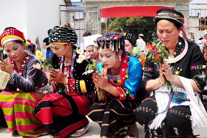 Deang Ethnic Minority