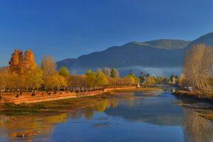 Heihuijiang River, Dali