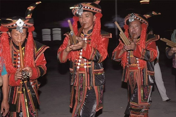 Kucong Ethnic People