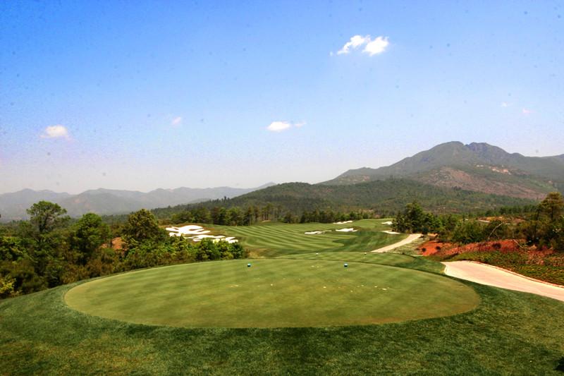Kunming Hot Spring Golf Club