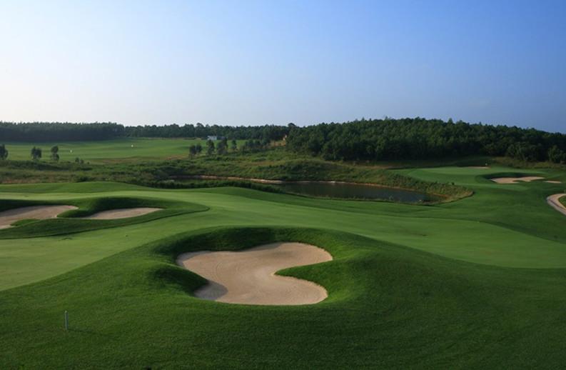 Kunming Sky Oasis Golf Resort