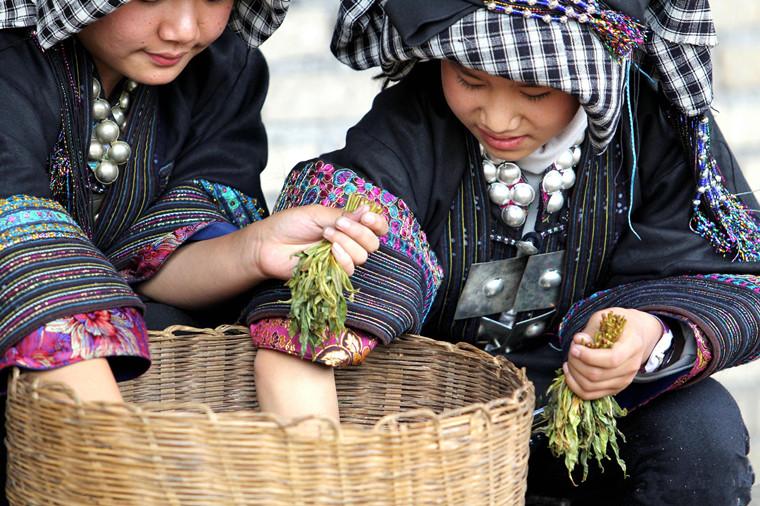 Limi Ethnic People