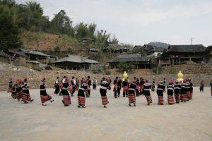 Laodabao Village in Lancang County, Puer