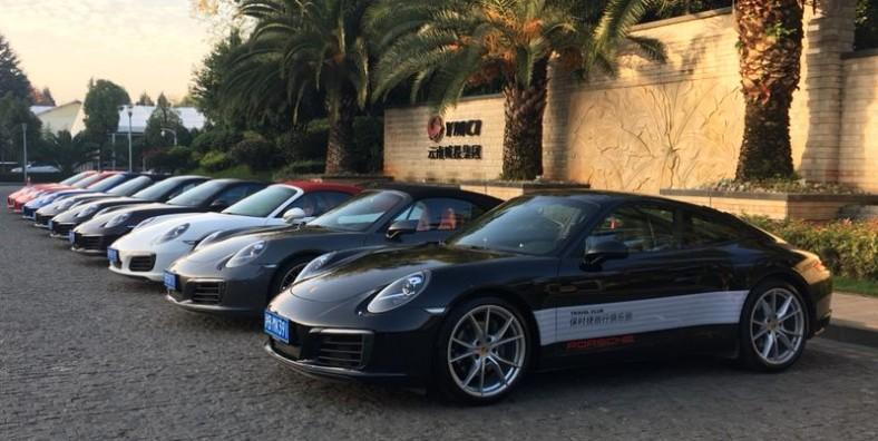 6 Days Porsche Driving Experience Tour in Northwest Yunnan