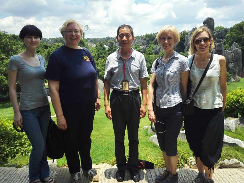 Scott Xu-Kunming English-speaking Tour Guide