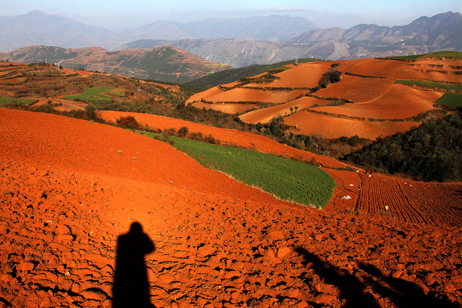 2 Days Yunnan Photography Tour in Dongchuan Red Land