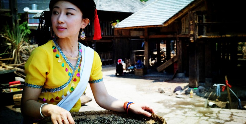 5 Day Puer City In-depth Tour with Ancient Tea Horse Road and Ethnic Culture