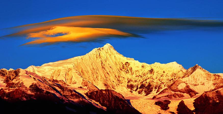13 Peaks of Meili Snow Mountain
