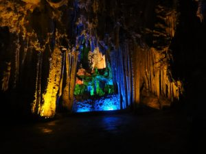 Trip to The Alu Cave and Chengzi Ancient Village in Luxi County