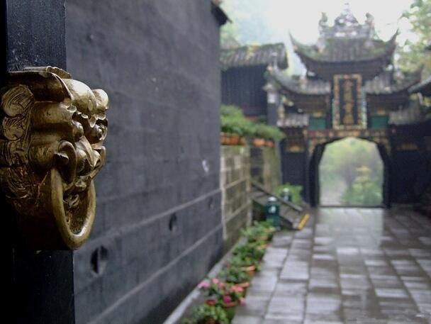 12 Handrails of Ancient Tea Horse Road in Shangri-La , Diqing