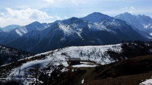 Baima Snow Mountain National Nature Reserve in Diqing