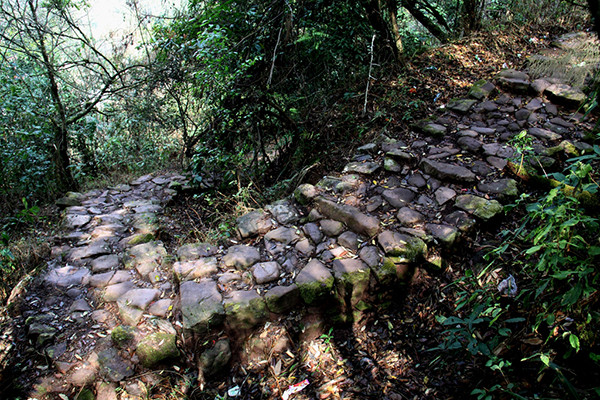 Chaantang Ancient Tea Horse Caravan Relics in Ninger County, Puer