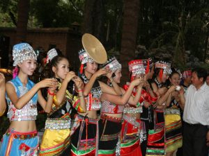 Dabinglangyuan Village in Xinping
